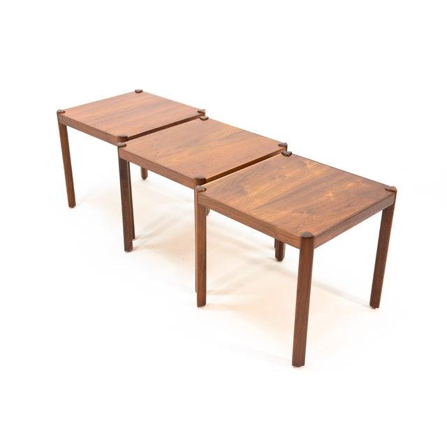 Hans Olsen Stacking Tables - Set of 3 - Image 4 of 6
