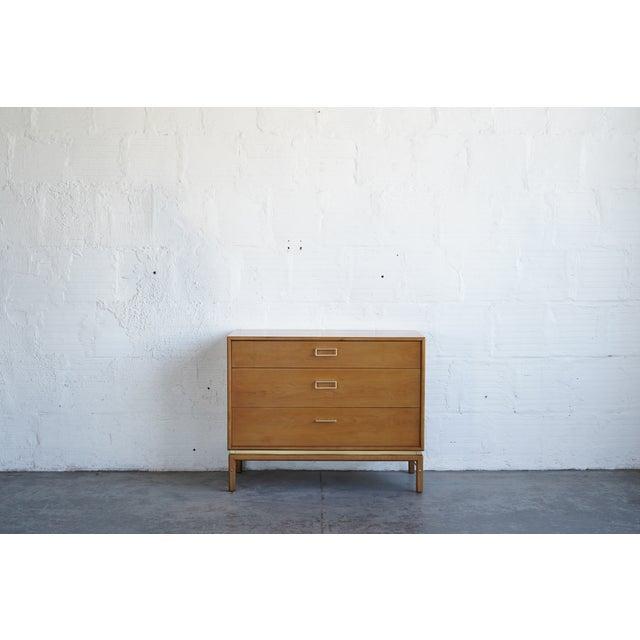 Drexel 1950s Drexel Lowboy Dresser For Sale - Image 4 of 4