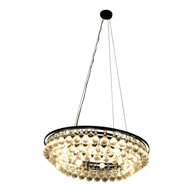 Ochre arctic pear chandelier chairish ochre arctic pear chandelier aloadofball Gallery