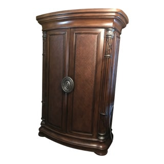 Collezione Europa Armoire- Old World Meets New World Style For Sale