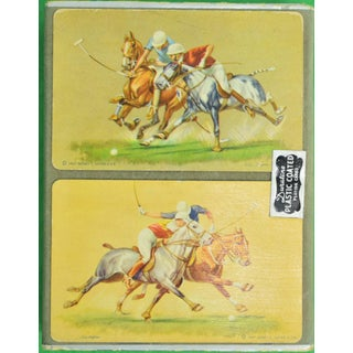 Twin Polo Playing Cards Decks Preview