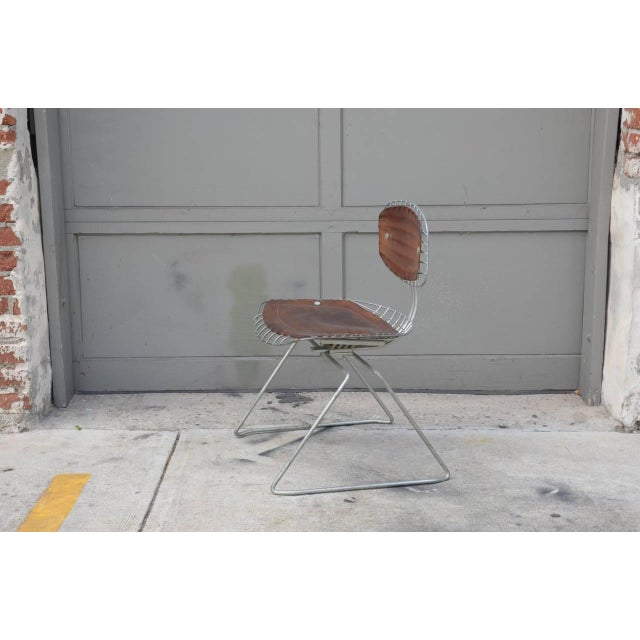 Modern 1976 Rare Iconic Chair by Michel Cadestin for the Centre Pompidou For Sale - Image 3 of 7