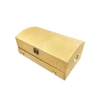 Vintage Mid-Century Mele & Co Jewelry Box, 1950s