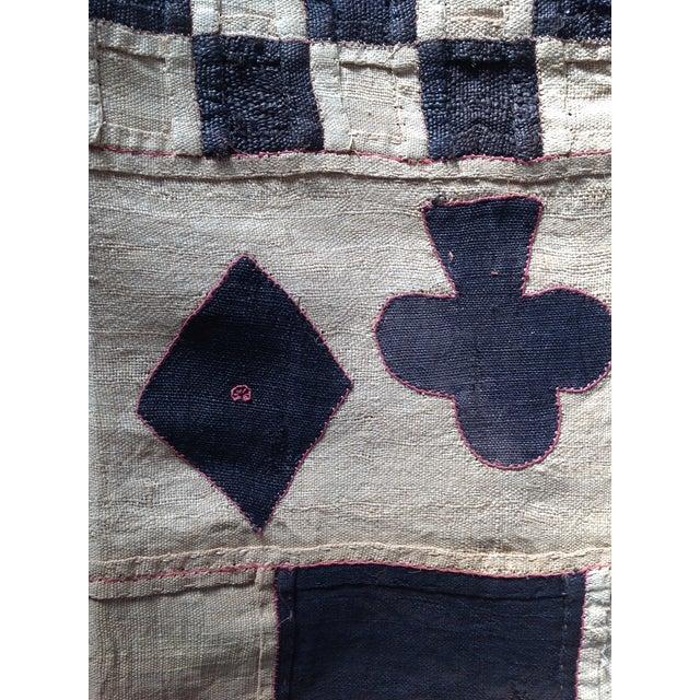 Vintage African Kuba Cloth - Image 4 of 8