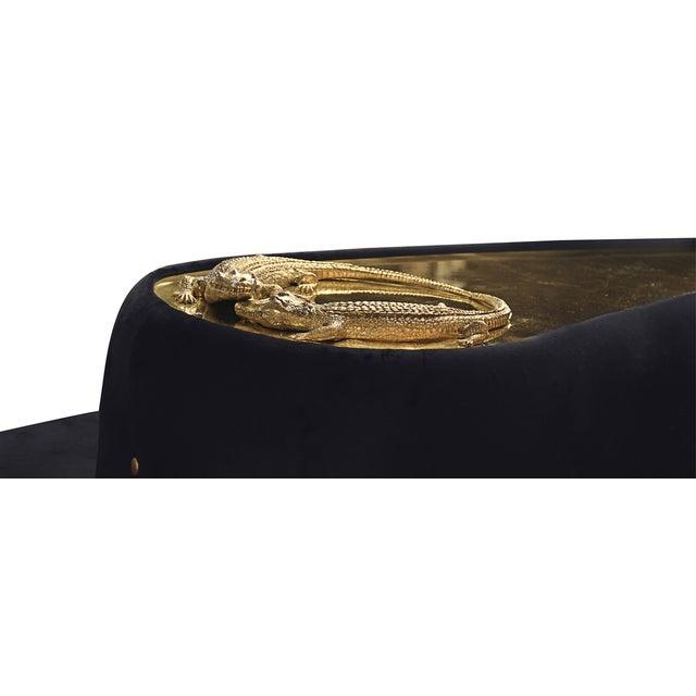 Reptilia Sofa From Covet Paris For Sale - Image 6 of 10