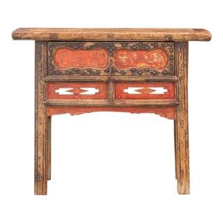 Antique Money Altar Cabinet For Sale