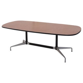 Herman Miller Eames Racetrack Dining Table For Sale