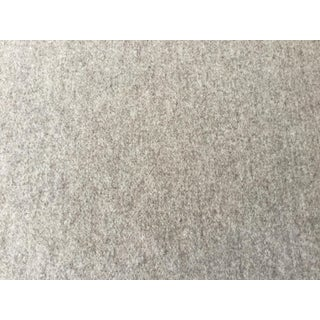 Contemporary Heathered Wool From Designer's Guild - 6.3 Yards For Sale