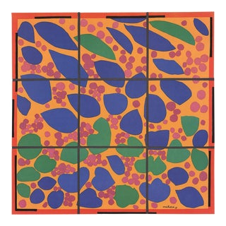 Henri Matisse, Ivy in Flower, Offset Lithograph, 2001 For Sale