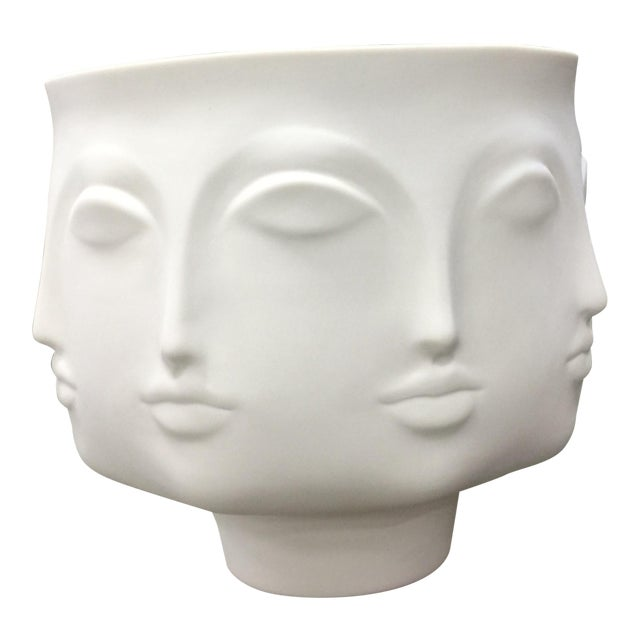Multi Face Planter / Bowl - Image 1 of 6