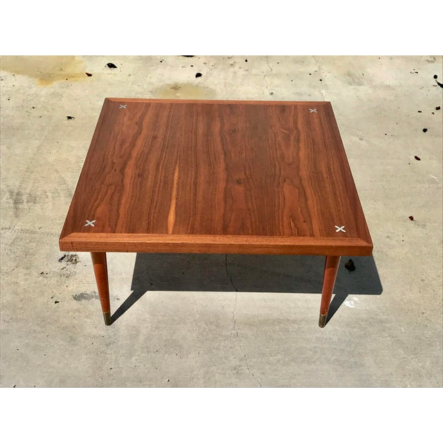 1960s Vintage American Of Martinsville Mid Century Modern Coffee Table For Image 12