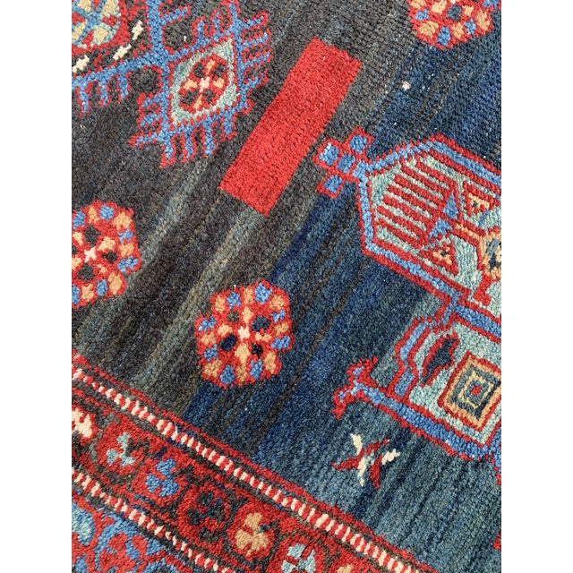 Tribal Long Gallery Size Runner Rug - 3′1″ × 17′5″ For Sale - Image 9 of 13