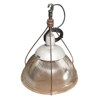 Large Holophane Industrial Lights