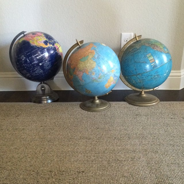 Mixed Group of Globes - Set of 3 - Image 6 of 10