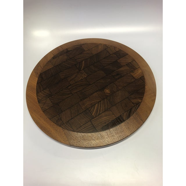 1960s 1960s Jens Quistgaard Danks Design Denmark Cutting Board For Sale - Image 5 of 5