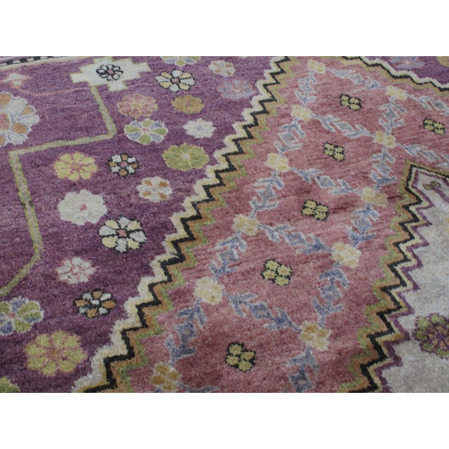 Khotan Carpet For Sale - Image 9 of 10