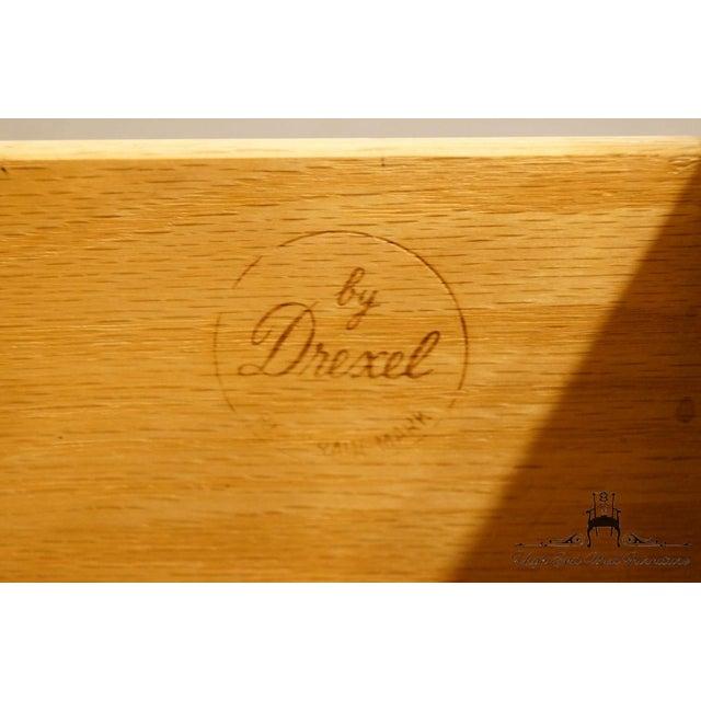 "Drexel Esperanto Collection Spanish Mediterranean 26"" Cabinet Nightstand 401-620 For Sale - Image 9 of 13"