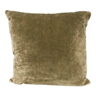 """Colefax & Fowler"" Velvet Toss Pillow For Sale"