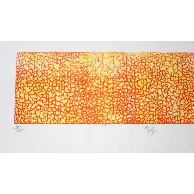 Pair of Mid-Century Serigraph Prints by J. Linton For Sale In New York - Image 6 of 11
