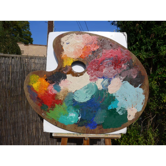 Extra Large Artist Palette - Image 4 of 9