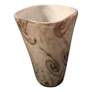 """""""Starry Night"""" Murano Toso Vase"""