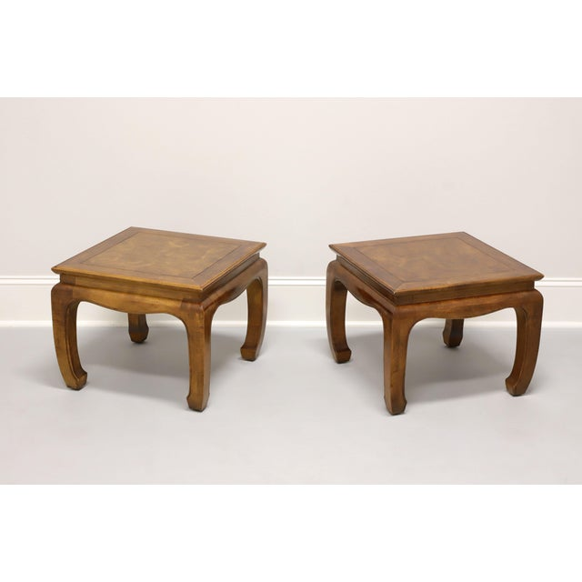 Century Chin Hua Raymond Sobota Asian Chinoiserie Ming Cocktail Tables - Pair For Sale - Image 11 of 11