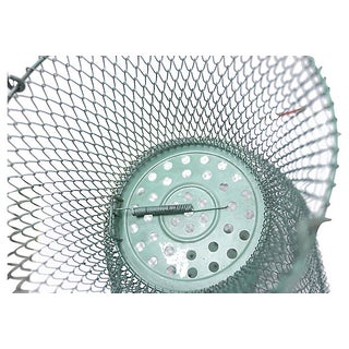 Mid-Century French Collapsible Fish / Escargot Basket Preview