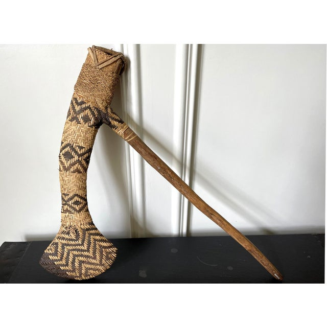 Ceremonial Weapon from Highlands of Papua New Guinea Provenance - A Pair For Sale - Image 11 of 13