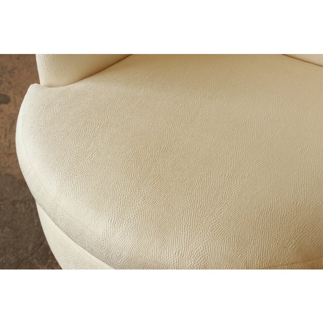 On Hold - Milo Baughman for Thayer Coggin Swivel Club Chair - Image 7 of 8
