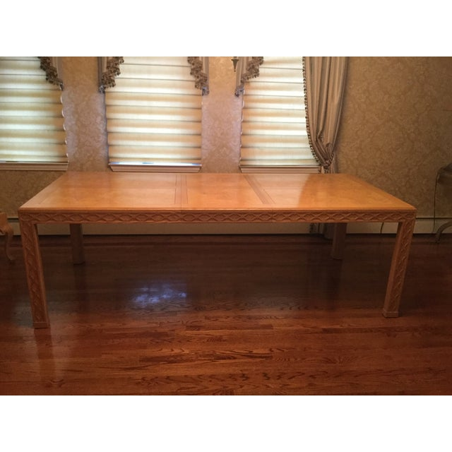 Henredon Dining Table For Sale In New York - Image 6 of 7