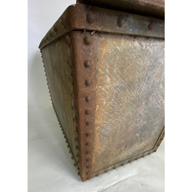 19th Century Large Mining Cart - Wolverhampton, England For Sale - Image 9 of 13