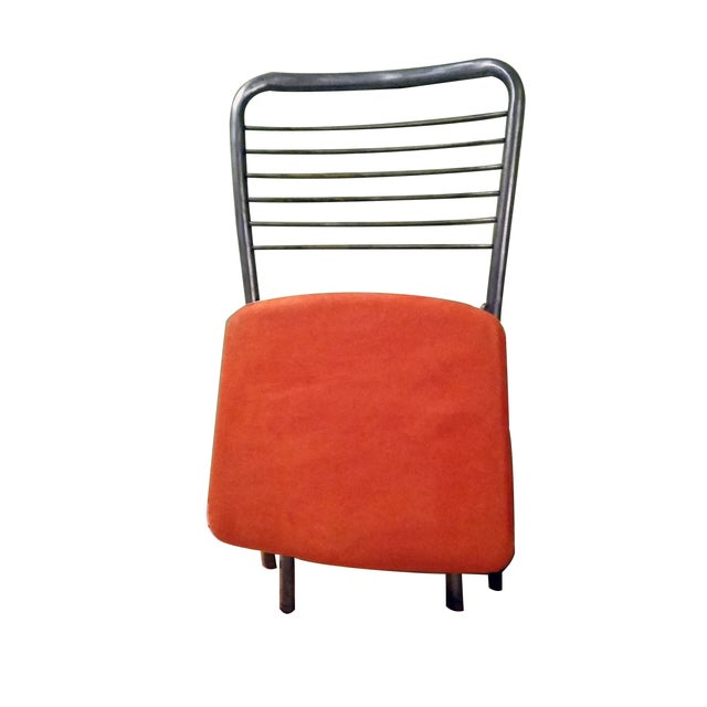 MCModern Industrial Metal Folding Chairs - 4 - Image 2 of 3