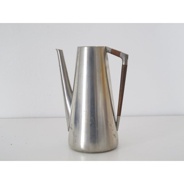 Silver Coffee Pot - Image 5 of 8
