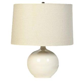 George Kovacs White Ceramic Table Lamp