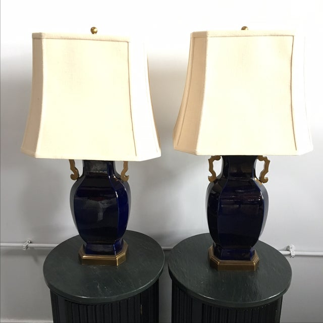Paul Hansen Table Lamps - A Pair - Image 2 of 5