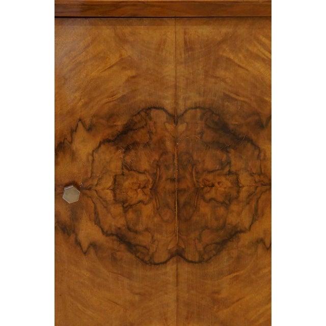 Art Deco Walnut Cabinet - Image 10 of 10