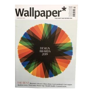 Wallpaper* Magazine 2019 February Design Awards Interior Design Annual 239 For Sale