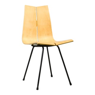 Mid-Century Design Ag Side Chair by Hans Bellmann for Horgen Glarus, 1955 For Sale