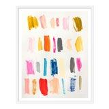 "Image of Medium ""Color Instinct No.1"" Print by Lesley Grainger, 24"" X 30"" For Sale"