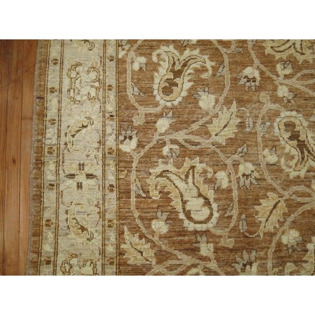 Textile Vintage Afghan Rug - 5'5'' x 7'8'' For Sale - Image 7 of 7