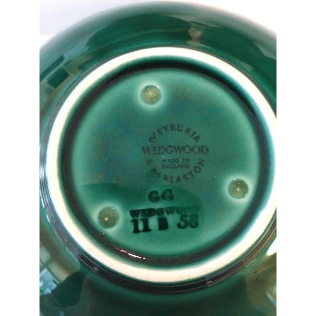 Wedgwood of Etruria & Barlaston Emerald Grape Leaf Bowls - 18 Plates - Image 5 of 5