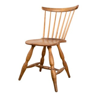 Small Danish Shaker Style Windsor Chair For Sale