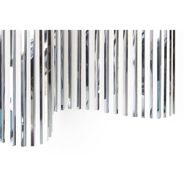 Curtis Jere Kinetic Wave Sculpture - Image 6 of 6