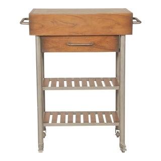 Sarried Ltd Cheechnut Serving Table