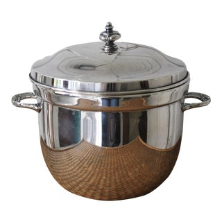 Poole Silver Ice Bucket