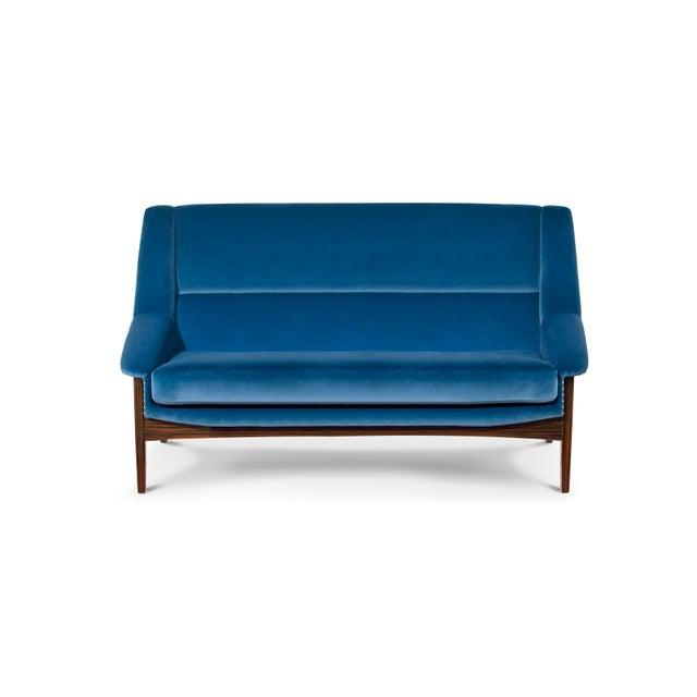 Covet Paris Inca 2 Seat Sofa For Sale - Image 4 of 4