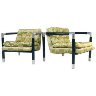 Pair of Erwin Lambeth Chairs For Sale