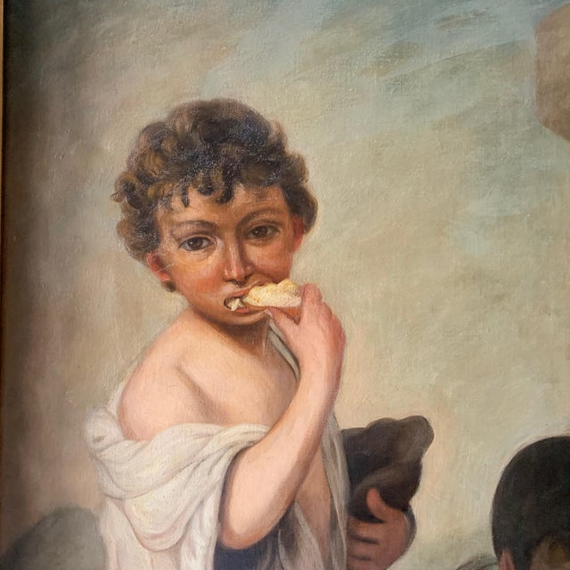 19th Century Copy After Bartolomé Esteban Murillo For Sale - Image 4 of 13