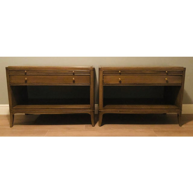 Barbara Barry for Baker Furniture Nightstands-a Pair For Sale - Image 12 of 12