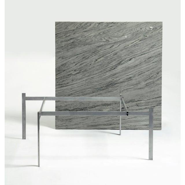 Poul Kjaerholm PK 61 coffee table For Sale - Image 4 of 5